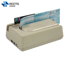 RS232+PS/2+USB MICR ISO1004 E13B CMC7 Check Scanner Reader Writer With MSR HCC1250X-M