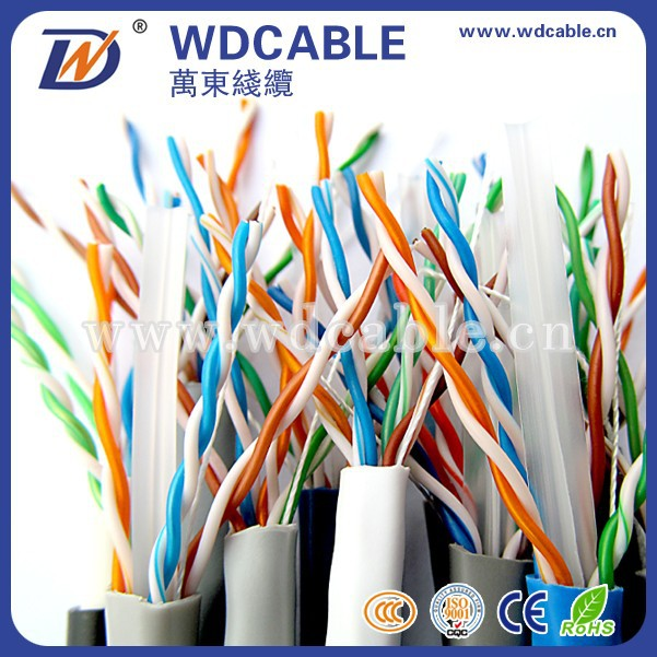 High speed 1000ft UTP/FTP/SFTP cat6/cat5e ethernet cable lan network