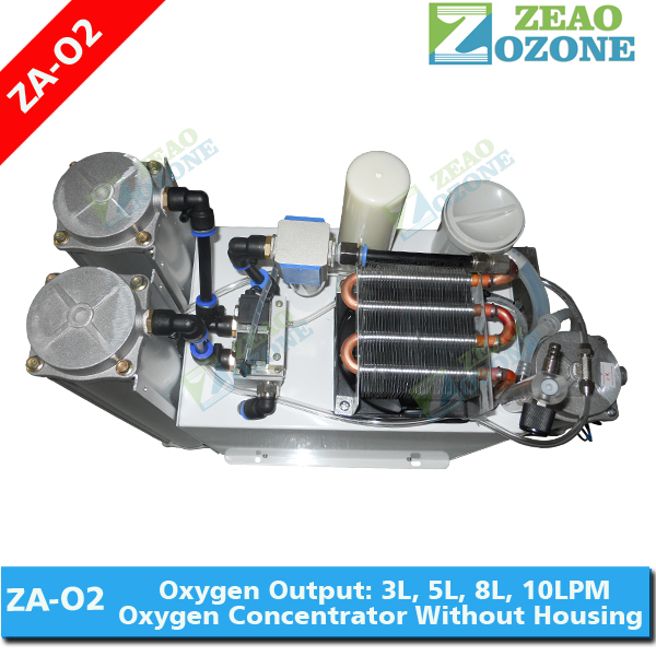 Two towers 10LPM O2 generator spare parts/ oxygen generator plant/ oxygen concentrator spare parts