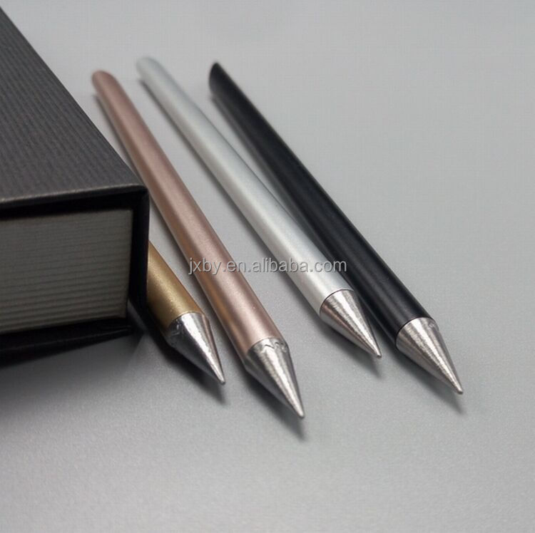 KKPEN 2016 newest Beta Inkless Pen - GOLD ALUMINUM EDITION