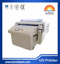 shenzhen bestdasin A1 7880C 62cmX250cm 8 COLORS 3D UV embossed relief ARTISTIC printing ! metal printing machine,metal printer