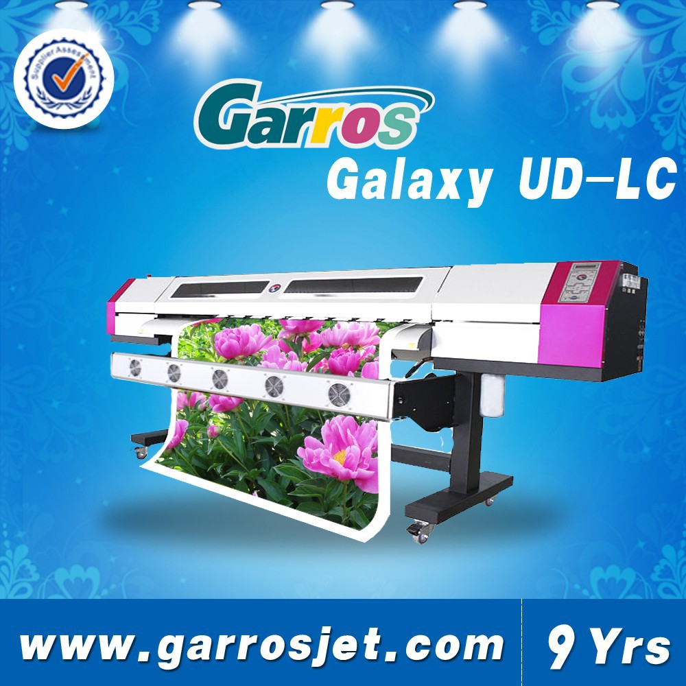 DX7 DX5 1.6m Eco Solvent Printer for flex banner