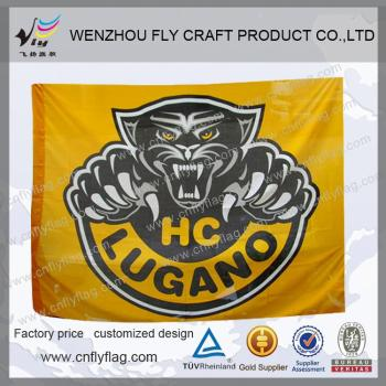 polyester flags advertising banners