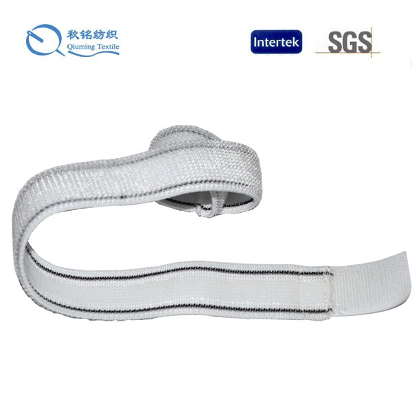 Skin friendly thin elastic birds leg strap