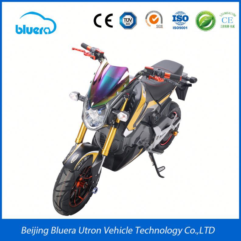 High Power New Design 1500 Watt 72v Electric E Motorbike for Sale