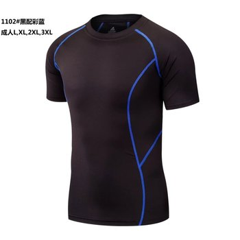 Fitness Clothing Gym T Shirt Tights Running T-shirt High Quality Gym T Shirt Running T-shirt fitness wear
