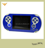 32 bit game console with mp5 music/movie/10000 games PMP4