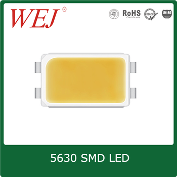 0.5W 5630 LED SMD Chip 50~60LM Pure White 5000K~7000K