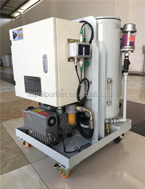 Mobil Vacuum hydraulic and lubrication Oil Purifier