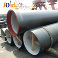 2018 New epoxy coated black ductile iron pipe price per meter