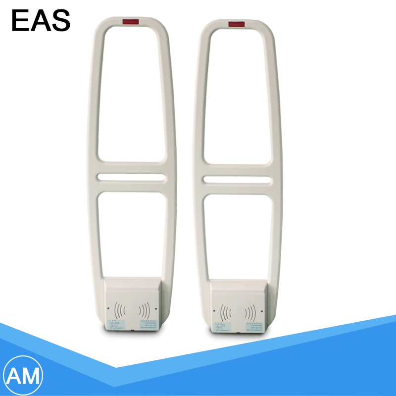 AM EAS System Alarm Anti Theft with Sound LED Alarm 58Khz Anti-Shiplifting eas jammer eas am system for Supermarket&Retail Store