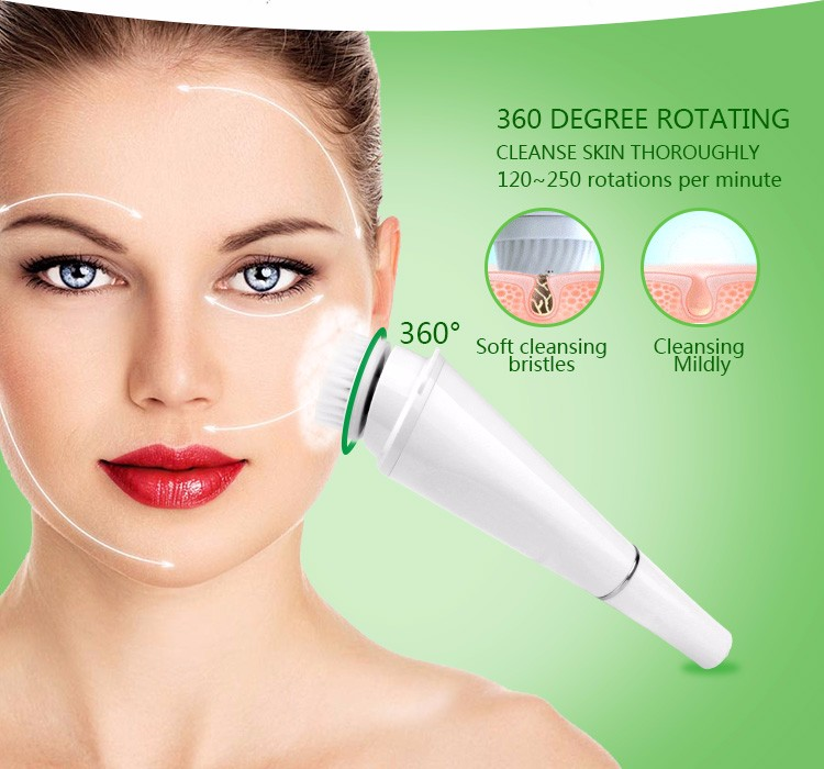 cleaning facial cleansing brush skin care tool