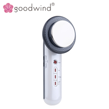 Fast Delivery Ultrasonic Vibration Facial slimming Massager double chin slimming massager