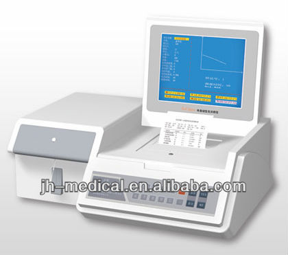 Popular Clinical Analytical Instrument JH-D600 Semi-auto Biochemistry Analyzer with CE for Hospital Clinic and Laboratory