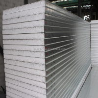 Cheap sandwich panels/sandwich panel price/ eps sandwich panels for clean room
