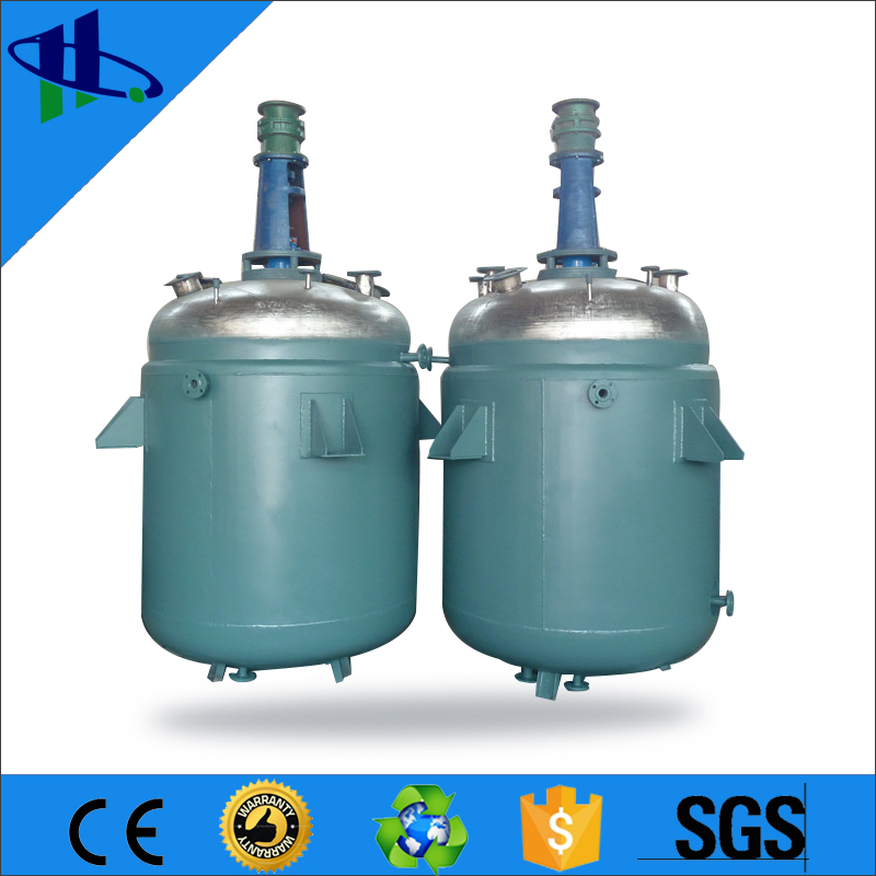Industrial Stainlees steel Jacketed reactor