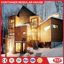 Prefab shipping container homes/container modular houses/luxury villa