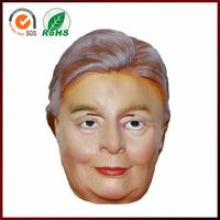 Womens Realistic Female Hilary Latex Mask for Crossdressing