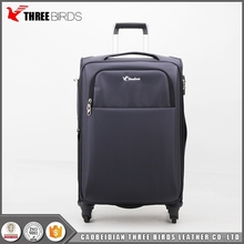 Factory direct new style lightweight suitcase set with coded lock