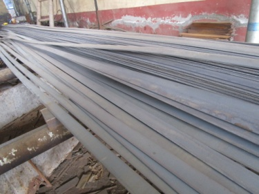 For Steel Grating -- Raw Materials