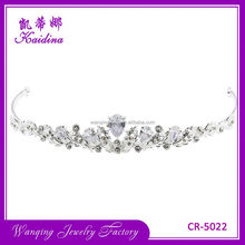 New selling breathable round pageant crown