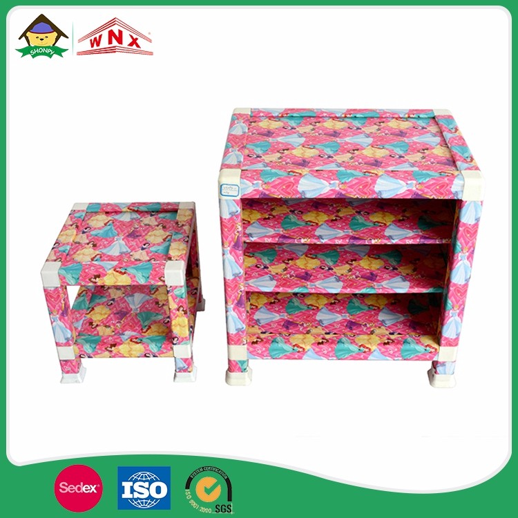 Cheap Child Study Childrens Table And Chair For Shoe