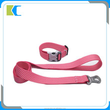 Hot selling 25 mm Polyester Sublimation Dog Leashes and collars with Low Price