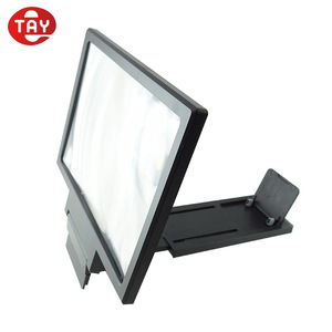 High Quality Adjustable 3X mobile phone screen magnifier
