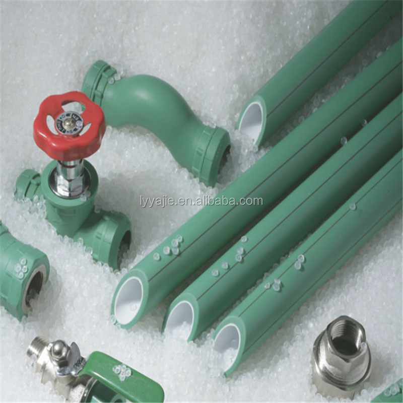Plastic light PPR Pipe And Fitting