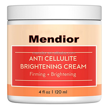 Mendior OEM Hot sale foever skin whitening cream and dark spot removal Anti cellulite brightening cream