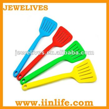 Full silicone cover silicone shovel with holes