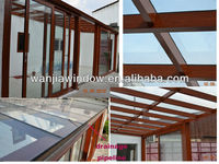 Hui Wanjia aluminum sunroom windows