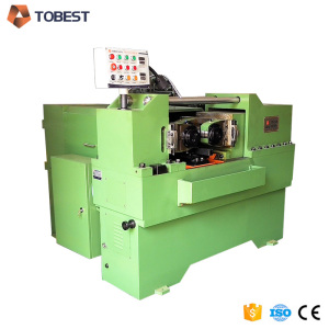 Manual thread rolling machine thread rolling machine manufacturer