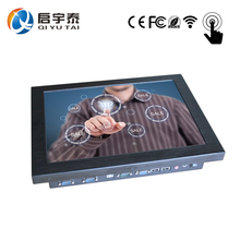 15 inch wall mounted all in one touchscreen pc for industrial use