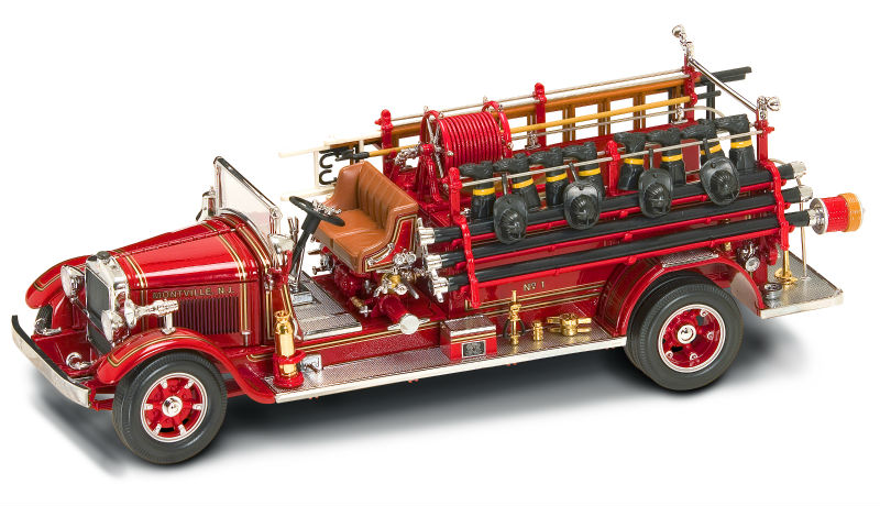 1932 Buffalo Type 50 scale 1:18