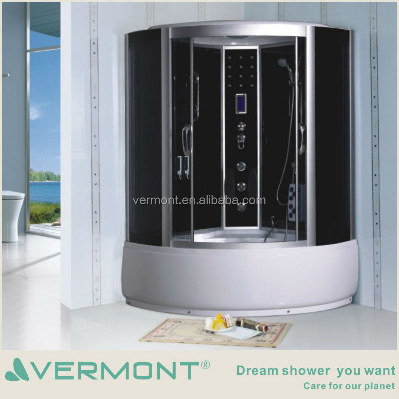 Italian infrared steam shower cabin