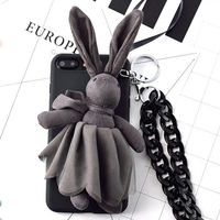 2018 Cloth Princess Rabbit mobile phone cases make your own phone amazon top seller 2017 case for iphone x