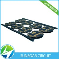 sunsoar double sided printing flexible printed circuit led board