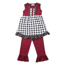 bulk wholesale new arrivals 2018 boutique baby comfortable fashion girls clothing hot sale spring kids outfits