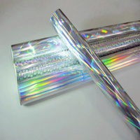 Factory Rainbow Holographic Foil For Paper