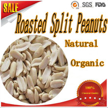 high demand best selling export products organic Splits roasted White Splits Blanched Peanuts
