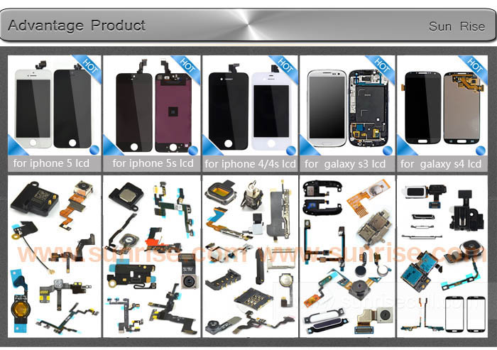 100% Warranty For iPod Touch 5th LCD Digitizer, LCD Digitizer For iPod Touch 5