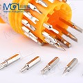 ODM multifunction precision screwdriver 31 in 1 screwdriver set manual set small screwdriver tools for lightsaber
