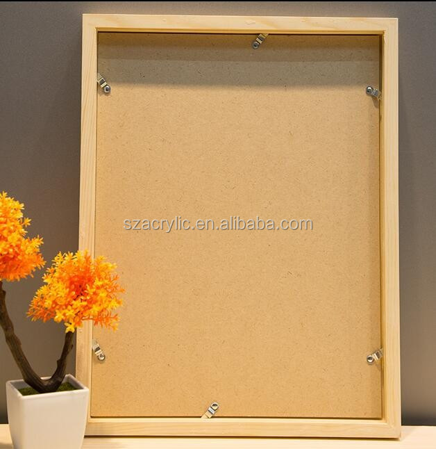 wholesale wood picture photo wall frame