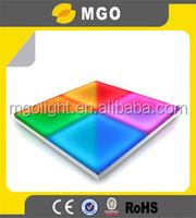 rgbw stage light IP65 outdoor stage dance floor 432pcs rgb led dance cube