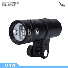 Up to 3000LM HI-MAX Diving Video Lamp For Divers