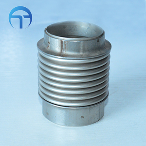 flange stainless steel flexible hose