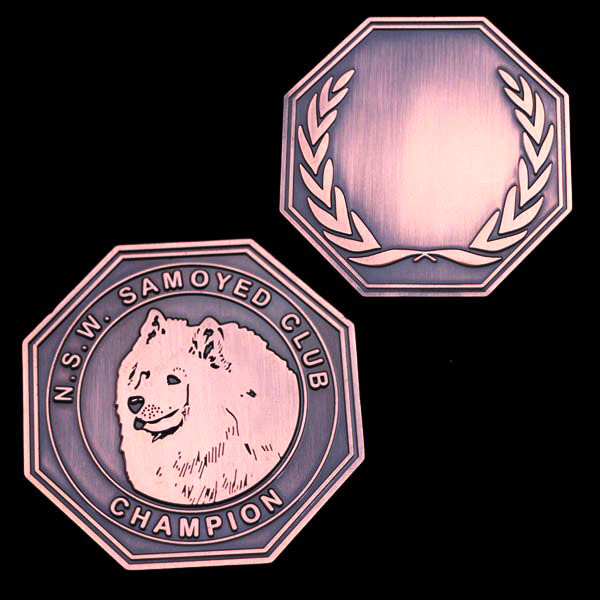 cheap custom challenge dog coins,antique bronze gold replica coins