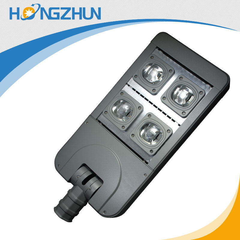 Brideglux chip Led Street Light Pcb 200w Installation angle adjustable, horizontal and vertical installation available