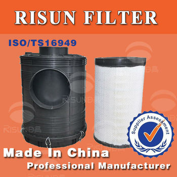 Heavy Truck Air filters for diesel engine customized Air filtration M5